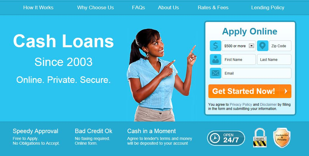 Small Long Term Loans